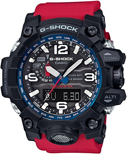 CASIO G-SHOCK MUDMASTER GWG-1000RD-4AJF Mens Japan import