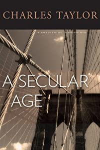"Cover of ""A Secular Age"""