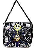 Disney Tim Burton's the Nightmare Before Christmas Large Messenger Bag-3223