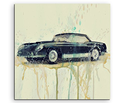 ferrari-400-superamerica-60x60-cm-watercolor-art-picture-painting-canvas-picture-canvas-wall-art-by-