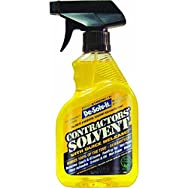 De-Solv-It Contractors Spray Solvent Adhesive Remover-12OZ CONTRACTOR SOLVENT