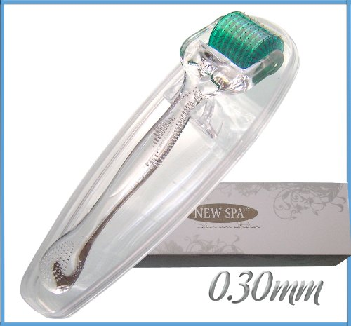 Microneedle Skin Care System NEW SPA 0.30mm. FDA listed.