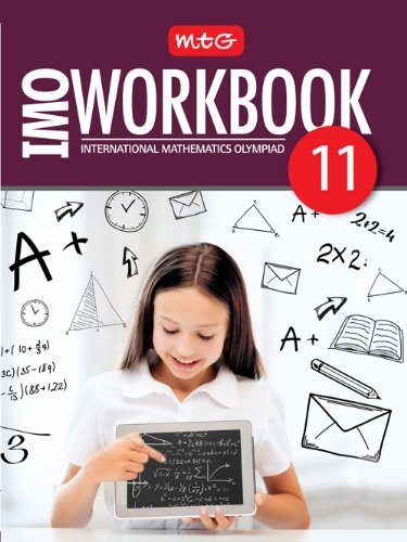 MTG International Mathematics Olympiad (IMO) Work Book - Class 11