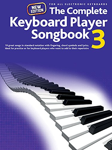 The Complete Keyboard Player: Songbook 3 - New Edition