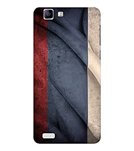 EPICCASE Tree Trunk Pattern Mobile Back Case Cover For Vivo X 3s (Designer Case)