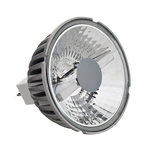 Lithonia Lighting Alsmr16 450L 40K Dim M60 Acculamp 8 W Equivalent 4000 K Mr16 Led Light Bulb