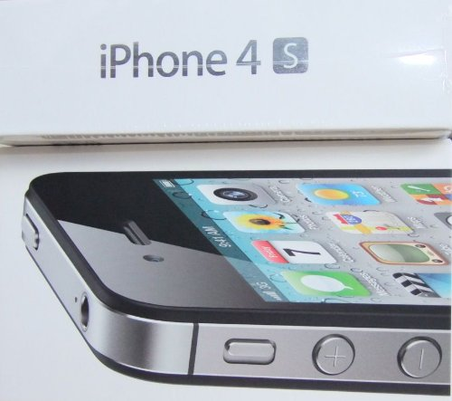 Apple iPhone 4S 64GB schwarz handyland.eu