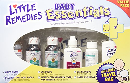 Little Remedies Baby Essentials Kit - 1