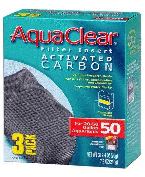 Hagen AquaClear Filter Insert Activated Carbon
