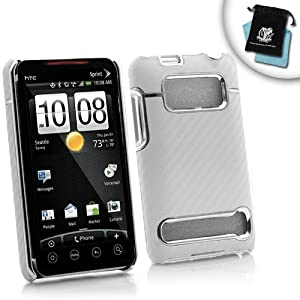 High-Quality SlimLine Tough Case for the HTC EVO 4G Phone