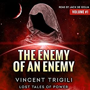 The Enemy of an Enemy Audiobook