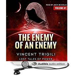 Lost Tales of Power 1 - The Enemy of an Enemy - Vincent Trigili