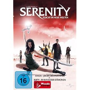 Serenity - Flucht in neue Welten (Einzel-DVD)