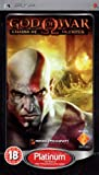 echange, troc God of war: chains of Olympus - édition platinum [import anglais]