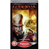 God of War: Chains of Olympus - Platinum Edition (PSP)by Sony