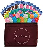 Got Mike Candy Sampler 6-Pack Gift Cooler (filled with rock candy, coconut bars and gold mine gum)