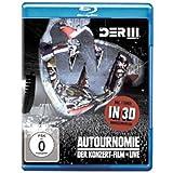 DVD Cover 'Der W - Autournomie: Der Konzertfilm - Live [Blu-ray]