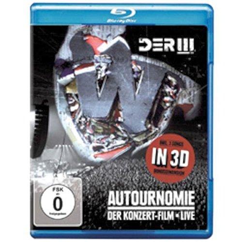 Der W - Autournomie: Der Konzertfilm - Live [Edizione: Germania]