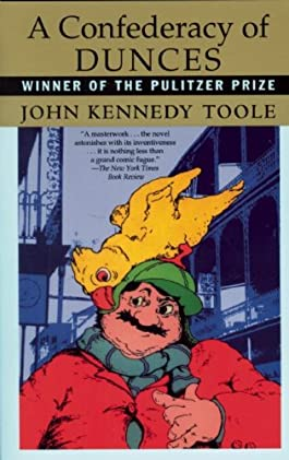 A Confederacy of Dunces (Evergreen Book)
