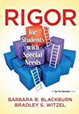 img - for Rigor for Students with Special Needs book / textbook / text book