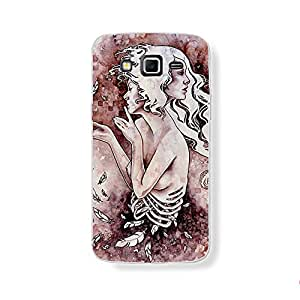 2 Faced Girl Phone case for Samsung Galaxy Grand