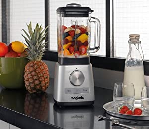 Magimix 11615 Le Blender Satin with Mill