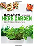 img - for Homegrown Herb Garden: A Guide to Growing and Culinary Uses book / textbook / text book