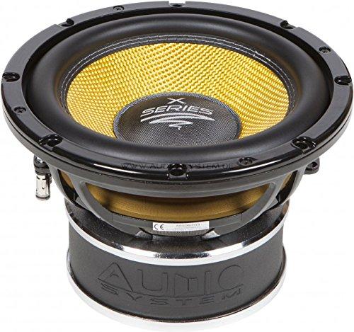 Audio-System-X-10-25cm-Subwoofer
