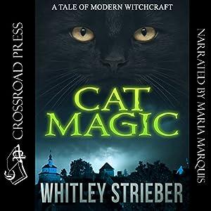 Cat Magic Audiobook