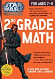 img - for Star Wars Workbook: 2nd Grade Math (Star Wars Workbooks) book / textbook / text book