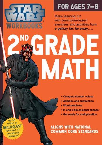 Star Wars Workbook 2nd Grade Math Star Wars Workbooks Harvard
