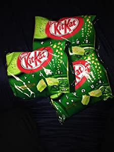 Japanese Kit Kat - Maccha Green Tea Bag 4.91 oz