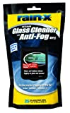 51YuAptckFL. SL160  Rain X 5077368 Glass Cleaner with Anti Fog Wipes