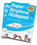 Bluw Paper Airplane Notepad