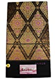 じゅらく 帝王紫 古代帝王紫 高級袋帯 正絹 西陣織 仕立付 新品 留袖 訪問着 色無地 付け下げ用