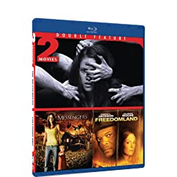 Messengers &amp; Freedomland - Blu-ray Double Feature