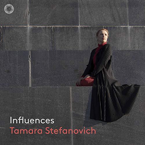 SACD : TAMARA STEFANOVICH - Influences (Hybrid SACD)