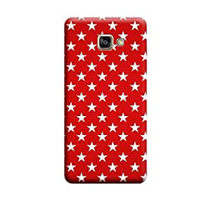 Digi Fashion Designer Back Cover with direct 3D sublimation printing for Samsung Galaxy A7 (2016)