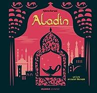 Livres a Decoupes Aladin et la Lampe Merveilleuse