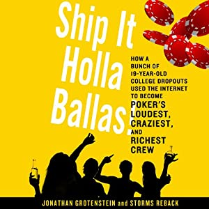 Ship It Holla Ballas! Audiobook