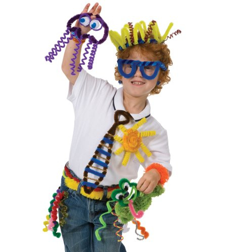 ALEX® Toys - Craft Giant Pipe Cleaner Party 71W