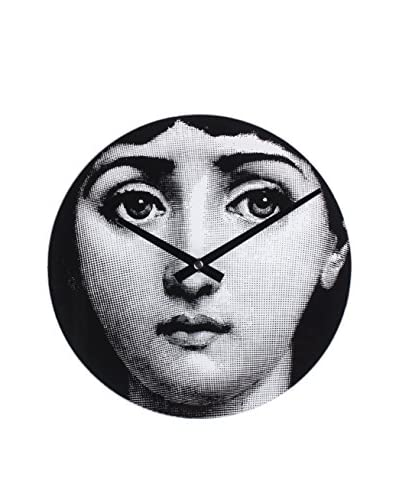 Mid-Century Girl Secrets Clock