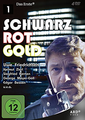 Schwarz Rot Gold 1 - Folge 01-06 [4 DVDs]