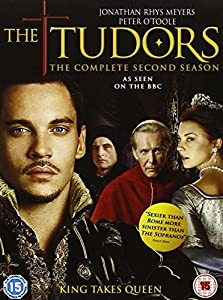 The Tudors: Complete Season 2 [DVD] [2008]