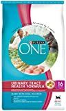 Purina One Cat Adult Urinary Tract Formula Cat Food, 16-Pound