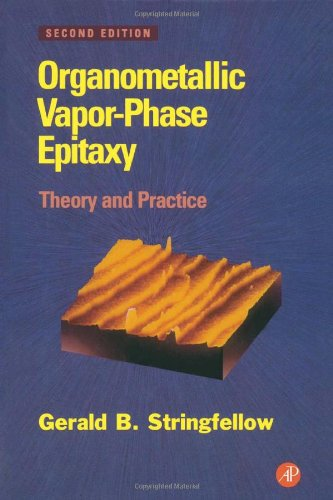 Organometallic Vapor-Phase Epitaxy, Second Edition: Theory And Practice