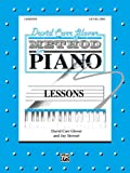 img - for David Carr Glover Method for Piano / Lessons, Level 1 book / textbook / text book