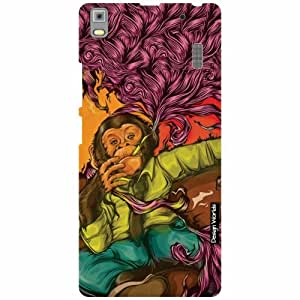 Design Worlds Lenovo K3 Note PA1F0001IN Back Cover - artful Designer Case and Covers