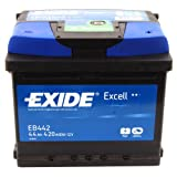 Exide Excell Car Battery Type 063 (3 Year Guarantee)