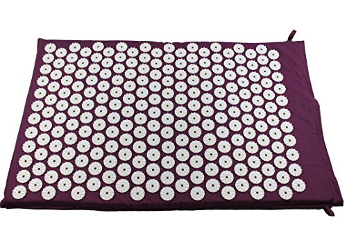 Maji Sports Acupuncture Mat, Purple